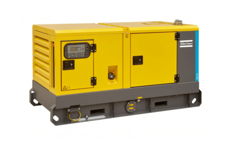 Groupe 30 kVA