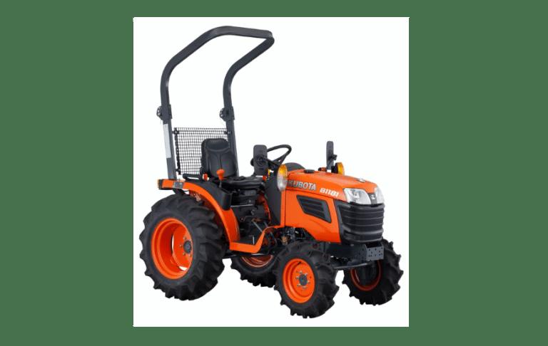 Tracteur 12CV